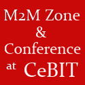 M2M Zone at CeBIT 2014