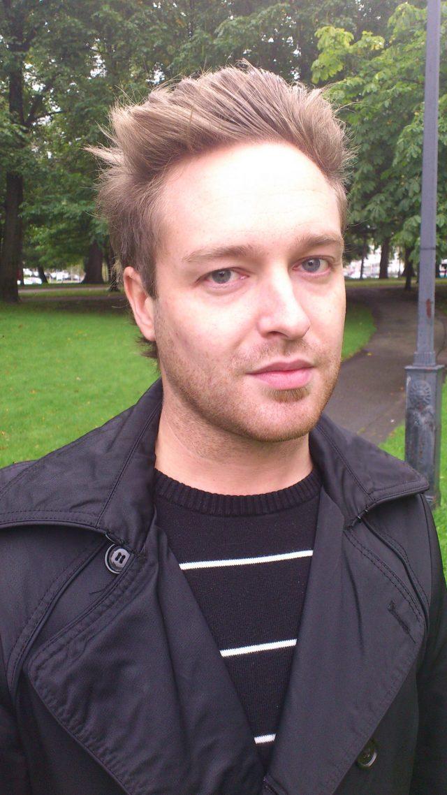 Rickard Andersson, Berg Insight