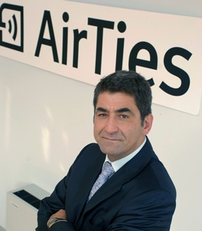 Bulent Celebi, AirTies CEO