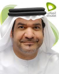 Essa Al Haddad, Etisalat