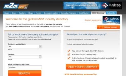 M2M Now Directory
