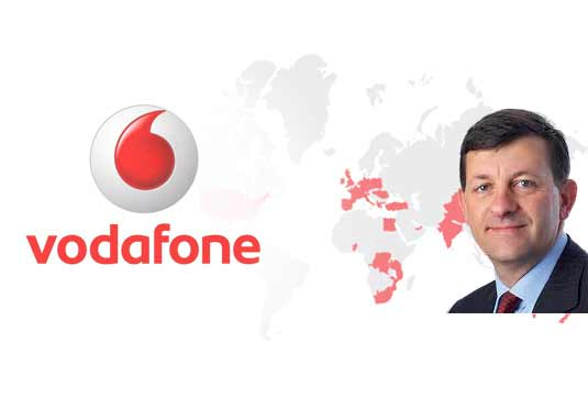 Vodafone reports M2M connections up 47% as group profits fall 2.4% to £11.5bn