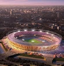 London Olympics venue