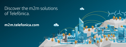 Discover the m2m solutions of Telefónica