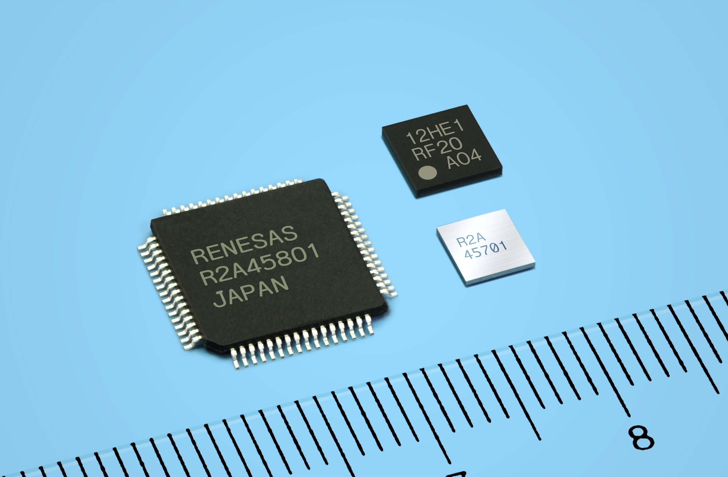 Renesas wireless charging