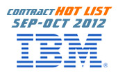 M2M Contract Hot List - September-October 2012