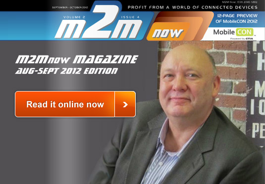 m2m magazine aug sep 2012