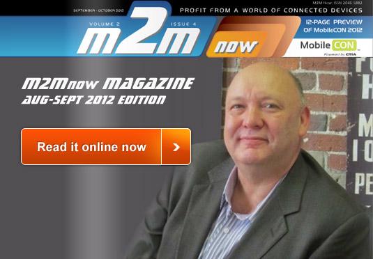 m2m magazine aug sep 2012
