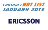 M2M Contract Hot List – January 2013