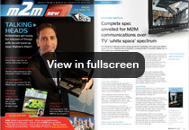 M2M Magazine Digital Edition
