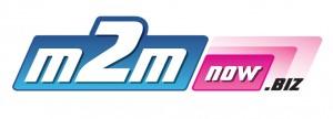 M2M Now logo