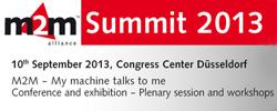 m2m summit 2013