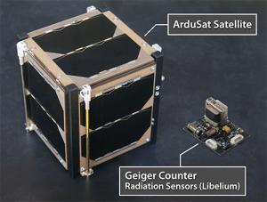 ArduSat satellite