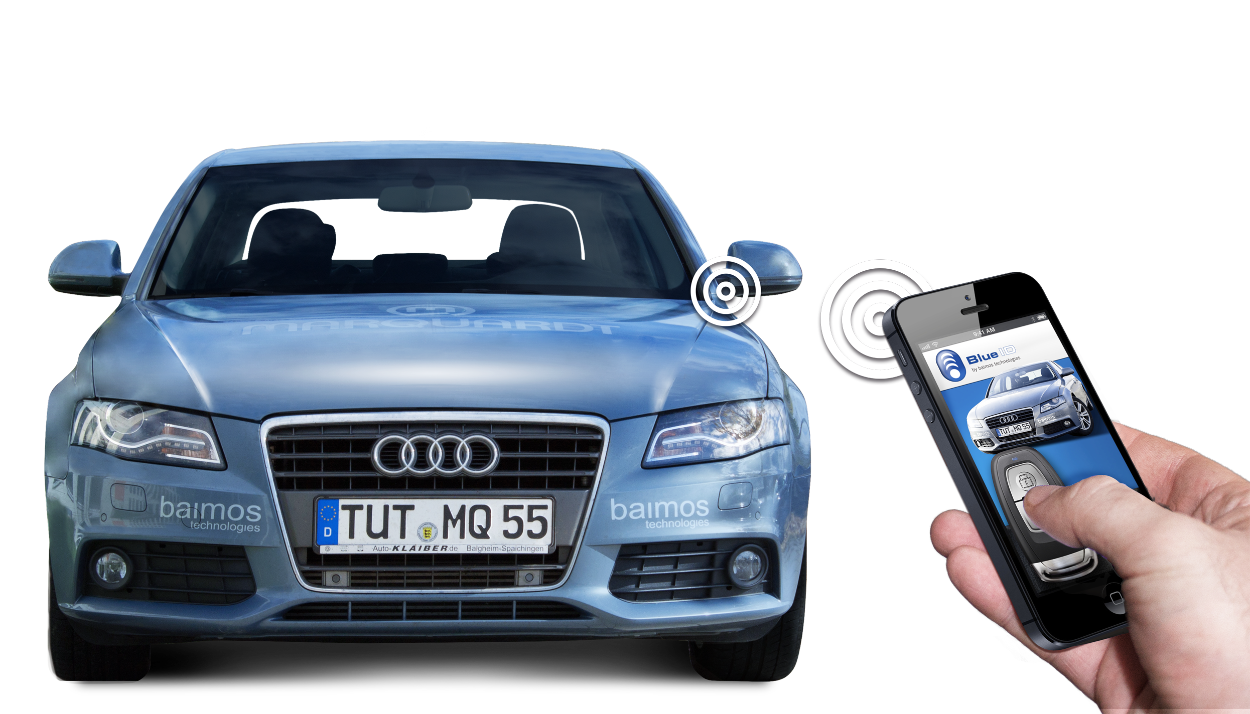 Open And Start Your Car With An Android Or Ios Smartphone