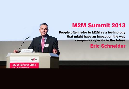 Düsseldorf Summit told that 42% of surveyed companies earn at least €1m per year in M2M