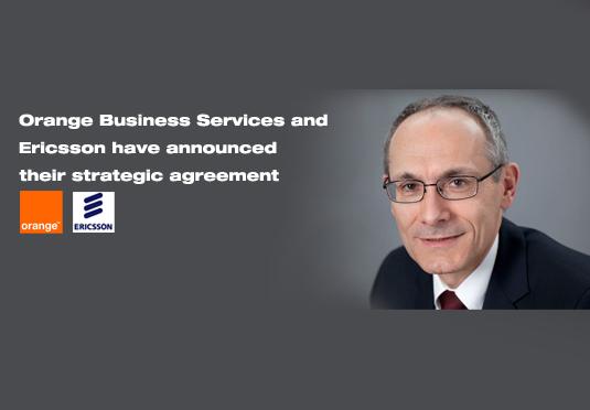 Orange reinforces global M2M capabilities with Ericsson's Device Connection Platform