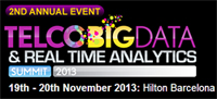 Telco Big Data 2013
