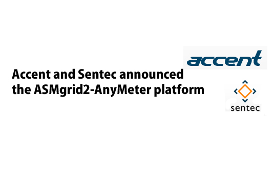 Accent and Sentec launch new smart metering system platform as Amsterdam show opens