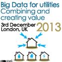 SMi's Big Data for Utilities