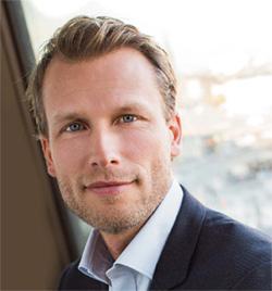 Robert Brunbäck is vice-president of Marketing at Telenor Connexion