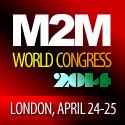 M2M WORLD CONGRESS 2014