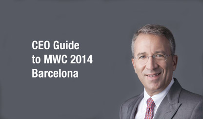 M2M Magazine 2014 Suplement: CEO guide to MWC 2014