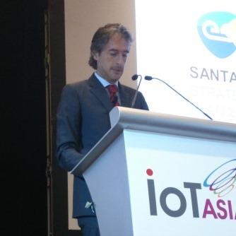 HE Inigo De La Serna, mayor of Santander