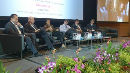 One of the Discussion Panels at IoT Asia