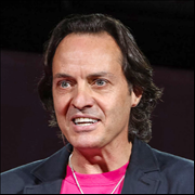 John Legere, CEO of T-Mobile USA