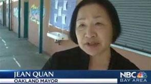 Oakland's Mayor describes ShotSpotter's impact on gun crime