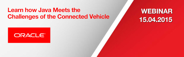 Learn how Java meets the challenges of the connected vehicle