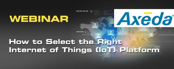 How to select the right Internet of Things (IoT) platform