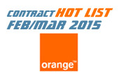 M2M Contract Hot List – February/March 2015