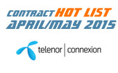 M2M Contract Hot List – April/May 2015