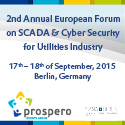 2nd Annual European Forum on Cyber Security and SCADA for Power and Utilities Industry