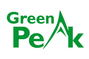 green peak logo