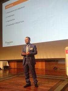 Fraunhofer Focus's Dr Adel Al-Hezmi