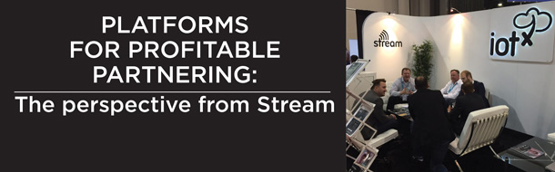 Platforms for profitable partnering: The perspective from Stream