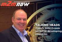 M2M Now Magazine September / October 2015 edition