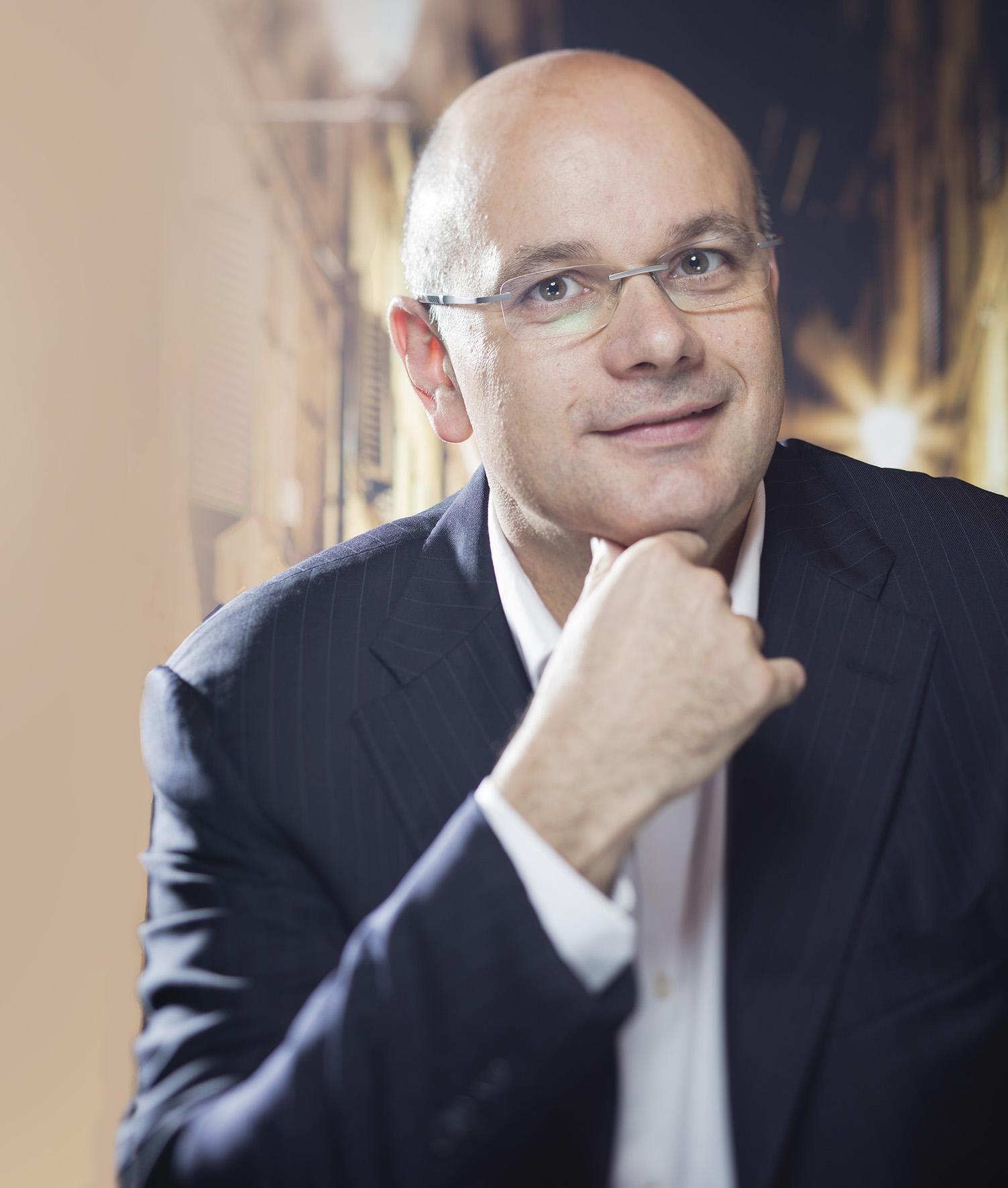 Olivier Beaujard, VP market development, Sierra Wireless