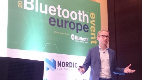 Nordic Semiconductor's Thomas Embla Bonnerud