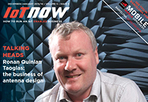 IoT Now Magazine December 2015 edition