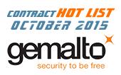 IoT Contract Hot List – September/October 2015