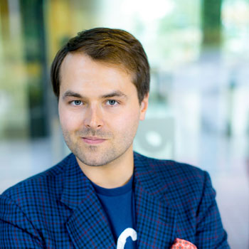 Taneli Tikka, head, Industrial Internet start-up, Tieto
