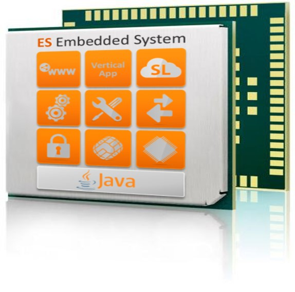 Figure 2: Cloud enablement agents connect an M2M device to a back-end and can be easily deployed on java-capable Gemalto modules