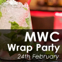 3rd Annual MWC Wrap Party