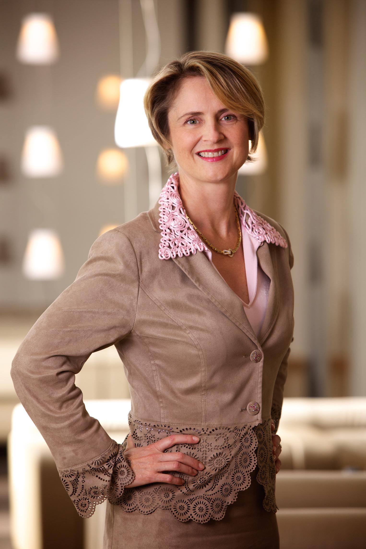 Anne Lange, CEO, MENTIS