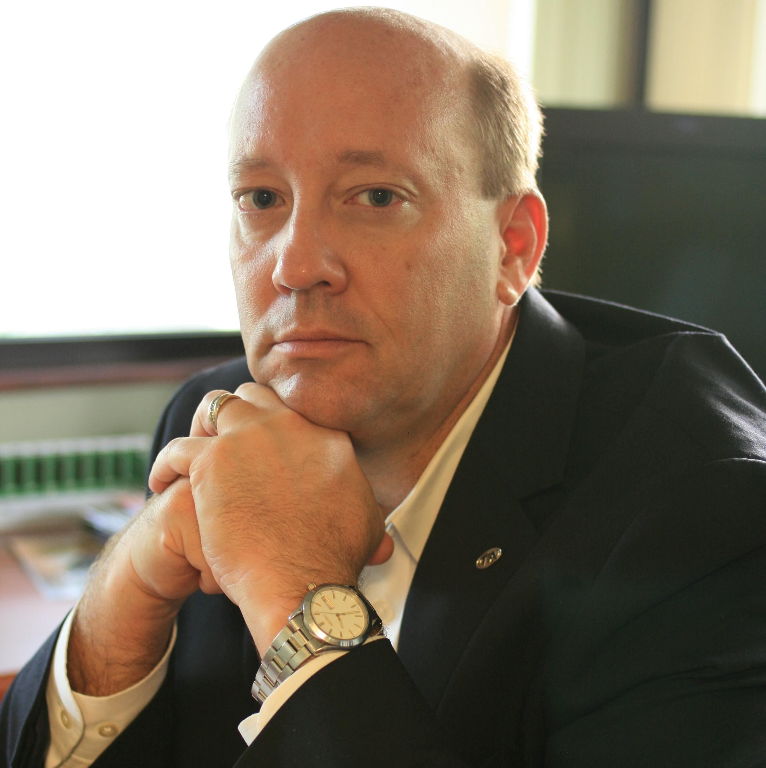 Fred Yentz, president and CEO, Telit IoT Platforms