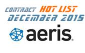 IoT Contract Hot List – November/December 2015