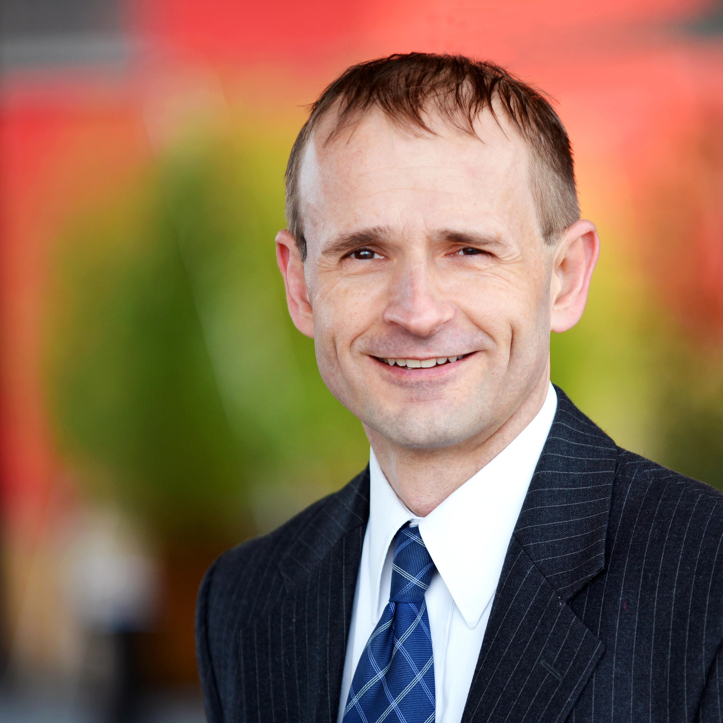 Ian Moyse, Rackspace, a Eurocloud UK Board Member
